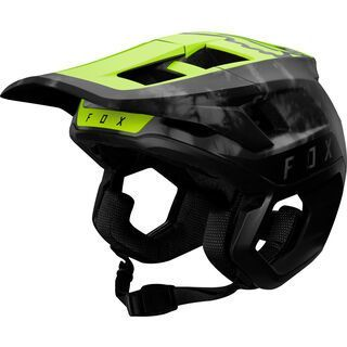 Fox Dropframe Pro Helmet ELV day glo yellow