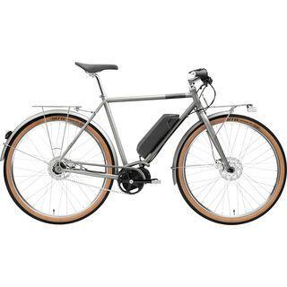 Creme Cycles Ristretto On+ Solo 2020, grey - E-Bike