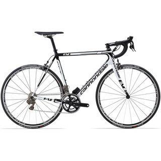 Cannondale SuperSix Evo Ultegra Di2 2014, weiß - Rennrad
