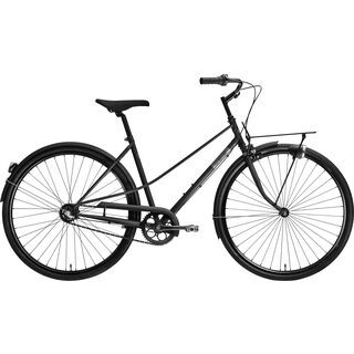 Creme Cycles Caferacer Lady Uno silk black 2021