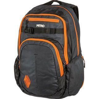 Nitro Chase, blur orange trims - Rucksack