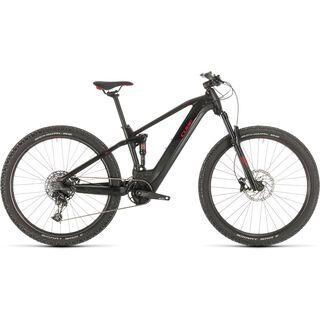Cube Stereo Hybrid 120 Pro 500 29 2020, black´n´red - E-Bike