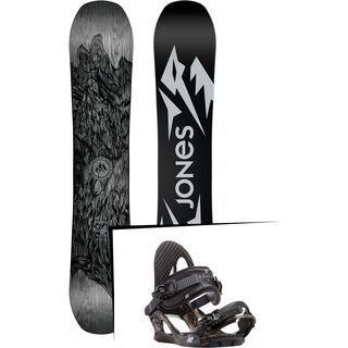 Set: Jones Ultra Mountain Twin 2019 + K2 Charm (1728784S)