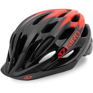 Giro Raze, black/vermillion - Fahrradhelm