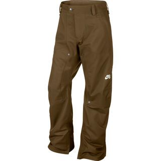 Nike Ruskin Pants, Umber/Tuscan Rust/Ivory - Snowboardhose
