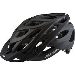 Alpina D-Alto L.E., black matt - Fahrradhelm