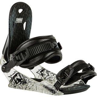 Nitro Charger 2017, black - Snowboardbindung