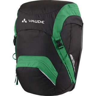 Vaude Road Master Back, black/meadow - Fahrradtasche
