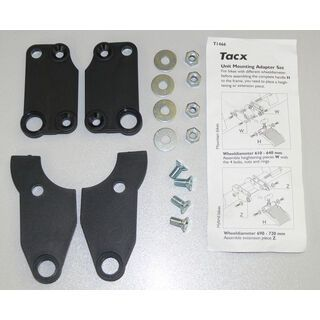 Tacx Adapterset CycleForce Trainer T1466 - Zubehör