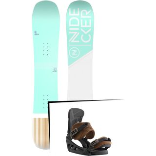 Set: Nidecker Elle 2019 + Burton Red Wing Malavita EST (1931087S)