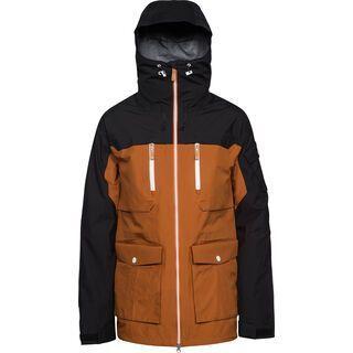 WearColour Falk Jacket, adobe - Skijacke