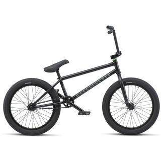 WeThePeople Trust FC 2019, matt black - BMX Rad