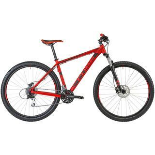 Cube Aim Disc 29 2013, red black - Mountainbike