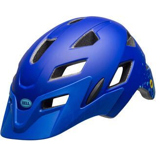 Bell Sidetrack Youth MIPS, pacific/sky - Fahrradhelm