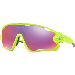 Oakley Jawbreaker Prizm Road, retina burn - Sportbrille