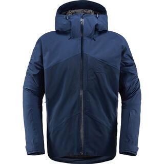Haglöfs Niva Insulated Jacket Men, tarn blue - Skijacke