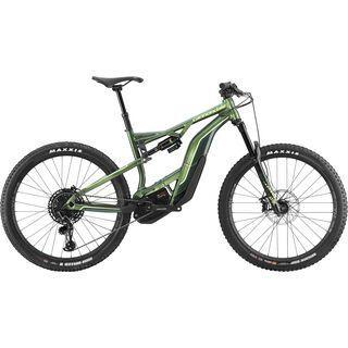 Cannondale Moterra LT 1 2019, vulcan green - E-Bike