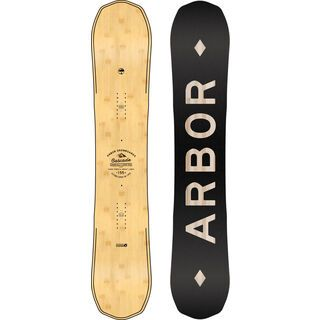 Arbor Cascade Mid Wide 2019 - Snowboard
