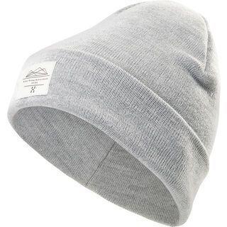 Haglöfs Maze Beanie, grey melange - Mütze