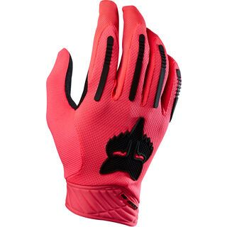 Fox Demo Air Glove, neon red - Fahrradhandschuhe