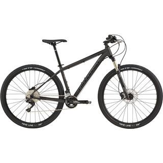 Cannondale Trail 1 29 2017, black/fine silver - Mountainbike