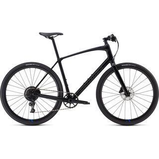 Specialized Men's Sirrus X Comp Carbon 2020, black/blue - Fitnessbike