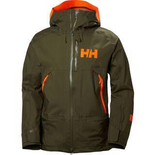Helly Hansen Sogn Shell Jacket, ivy green - Skijacke