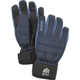 Hestra CZone Primaloft Jr. 5 Finger, dark navy - Skihandschuhe