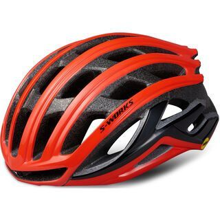 Specialized S-Works Prevail II ANGi MIPS, rocket red - Fahrradhelm