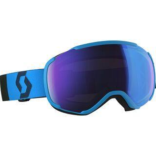 Scott Faze II, blue/Lens: illum blue chr - Skibrille