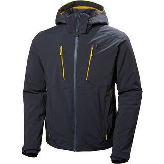 Helly Hansen Alpha 3.0 Jacket, graphite blue - Skijacke