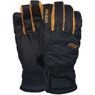 POW Gloves Warner Gore-Tex Short Glove, tobacco - Snowboardhandschuhe