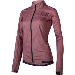 Fox Womens Attack Wind Jacket, dusty rose - Radjacke
