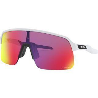Oakley Sutro Lite Prizm, matte white/Lens: prizm road - Sportbrille