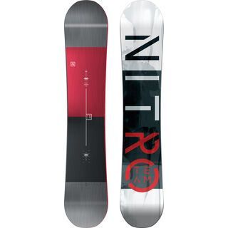 Nitro Team Gullwing Wide 2021 - Snowboard