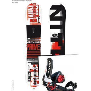 Set: Nitro Prime Gig Wide  +  Pusher (476846S)