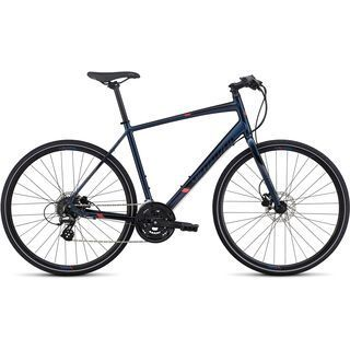 Specialized Sirrus Disc 2017, navy/black/nordic - Fitnessbike