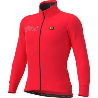 Ale Color Block Jacket, red - Radjacke