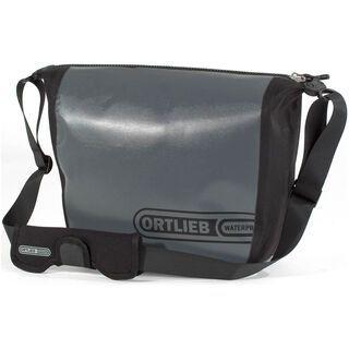 Ortlieb Zip-City, grau-schwarz - Messenger Bag