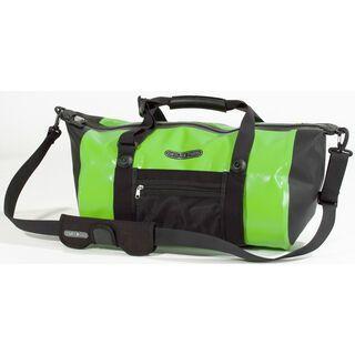 Ortlieb Travel-Zip, limone-schwarz - Reisetasche