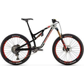 Rocky Mountain Altitude Carbon 90 2019, grey/black/red - Mountainbike
