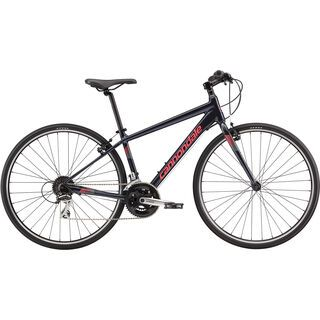 Cannondale Quick 7 Women's 2017, midnight/strawberry - Fitnessbike