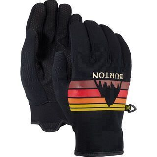 Burton Formula Glove, true black sunset - Snowboardhandschuhe