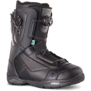*** 2. Wahl *** K2 Ryker 2015, black - Snowboardschuhe   Größe 9.0 // 27