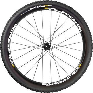 Mavic Crossride Tubeless Quest 27.5, black - Hinterrad