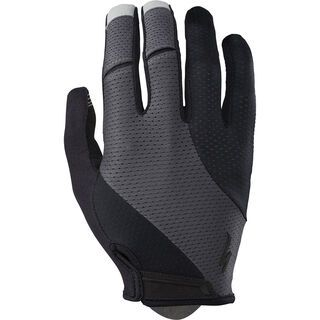 Specialized Body Geometry Gel Long Finger, black/carbon grey - Fahrradhandschuhe