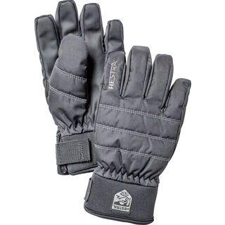 Hestra CZone Primaloft Jr. 5 Finger, black - Skihandschuhe