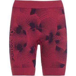 Vaude Women's SQlab LesSeam Shorts, crimson red - Innenhose