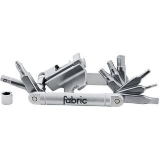 Fabric 16 in 1 Mini Tool, silver - Multitool