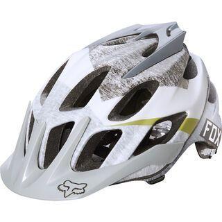 Fox Flux Helmet, dresden grey - Fahrradhelm